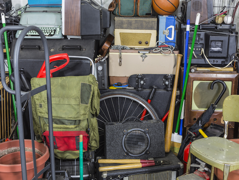 Declutter Your Home With Self Storage